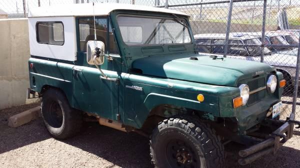 Nissan Patrol For Sale Craigslist >> 1966 Nissan Patrol For Sale in Denver, Colorado