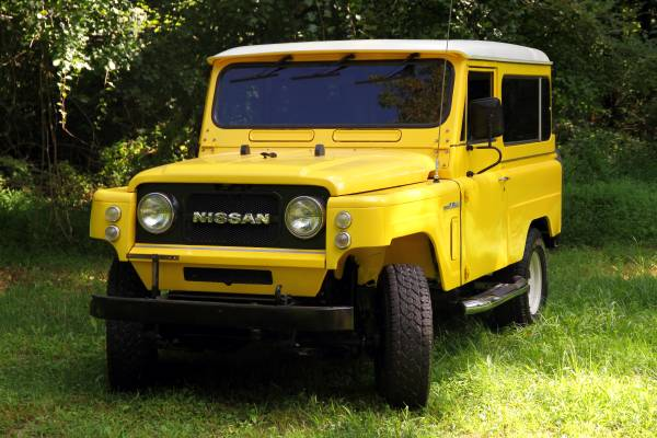 1981 Nissan Patrol For Sale In Baltimore, Maryland