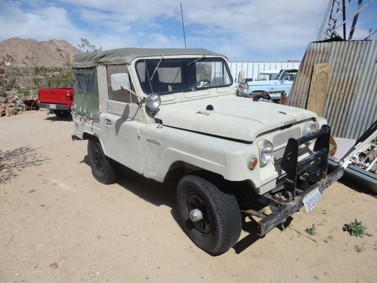 1966 Nissan Patrol For Sale in Palm Springs, California