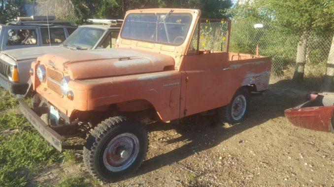 Nissan Patrol For Sale Craigslist >> 1966 Nissan Patrol For Sale in Pueblo, Colorado