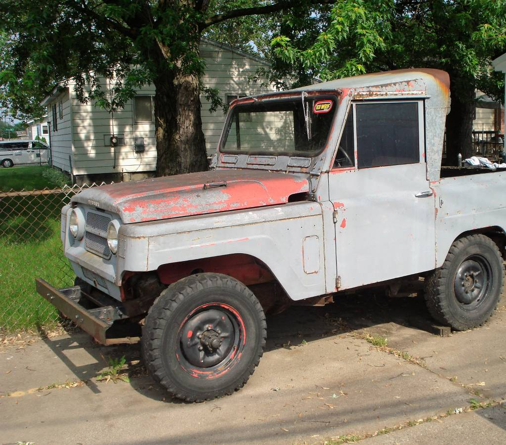 Nissan Patrol For Sale Craigslist >> 1967 Nissan Patrol For Sale in Westland, Michigan