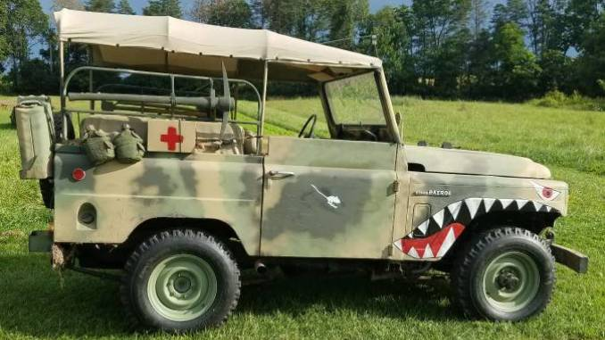 Nissan Patrol For Sale Craigslist >> Customized 1969 Nissan Patrol K60 4X4 For Sale in Palmyra, PA