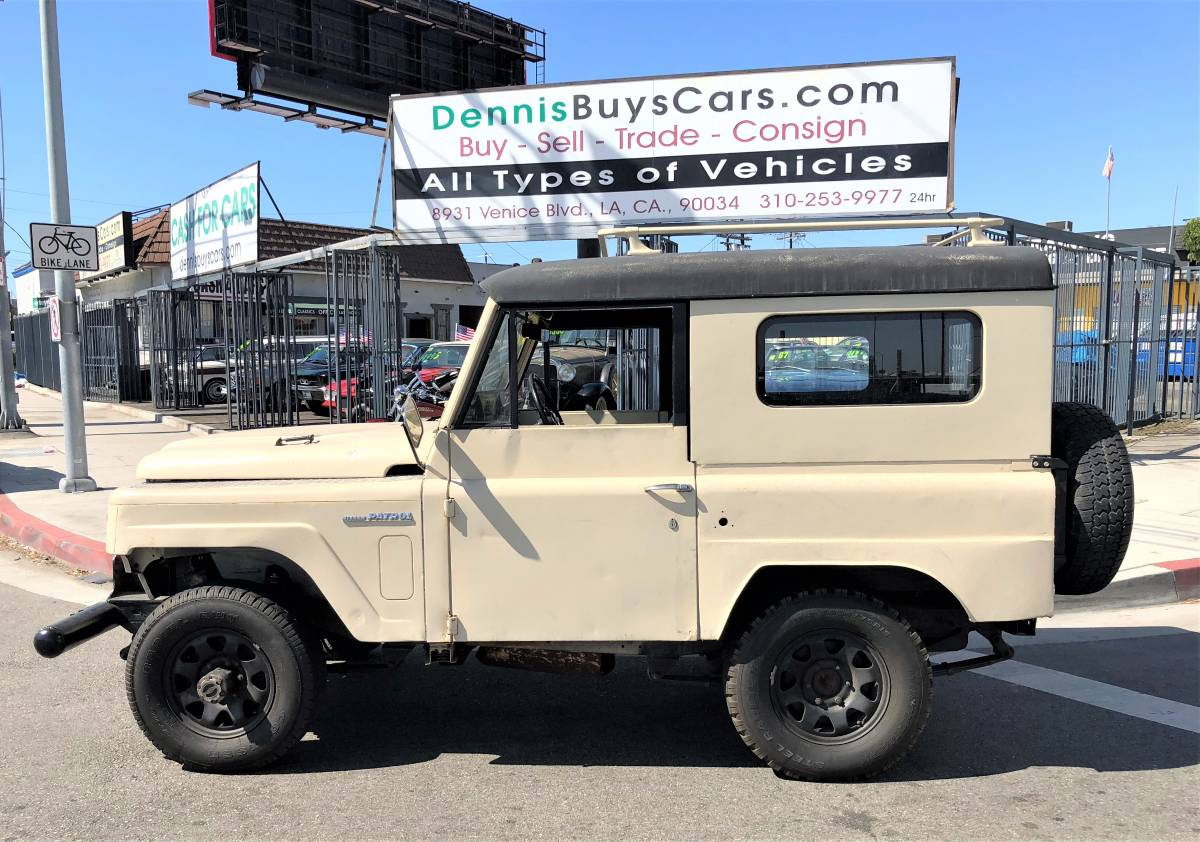 1966 Nissan Patrol For Sale in Los Angeles, California