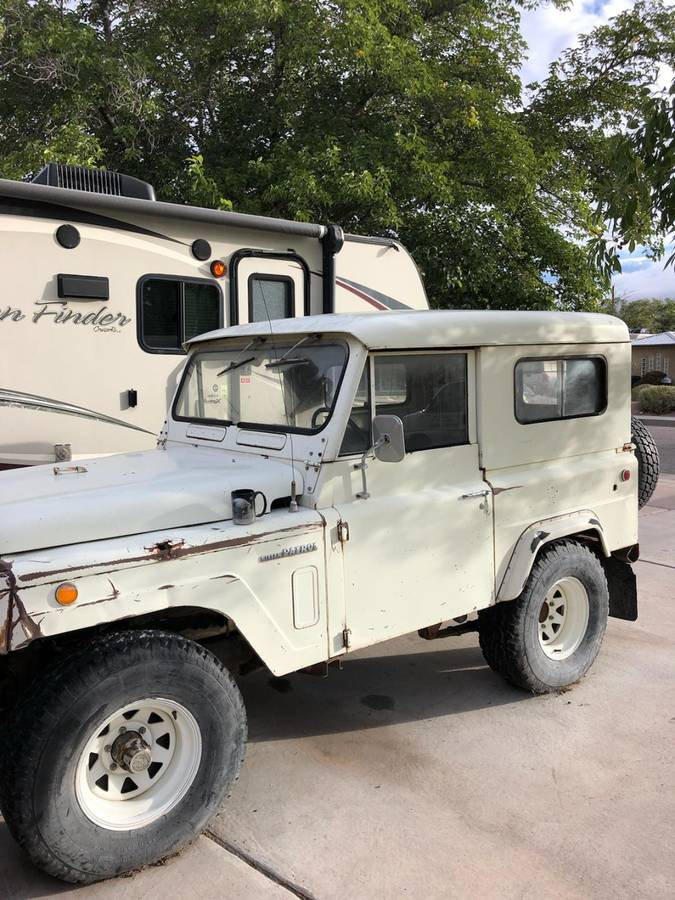 1969 Nissan Patrol For Sale in Albuquerque, New Mexico