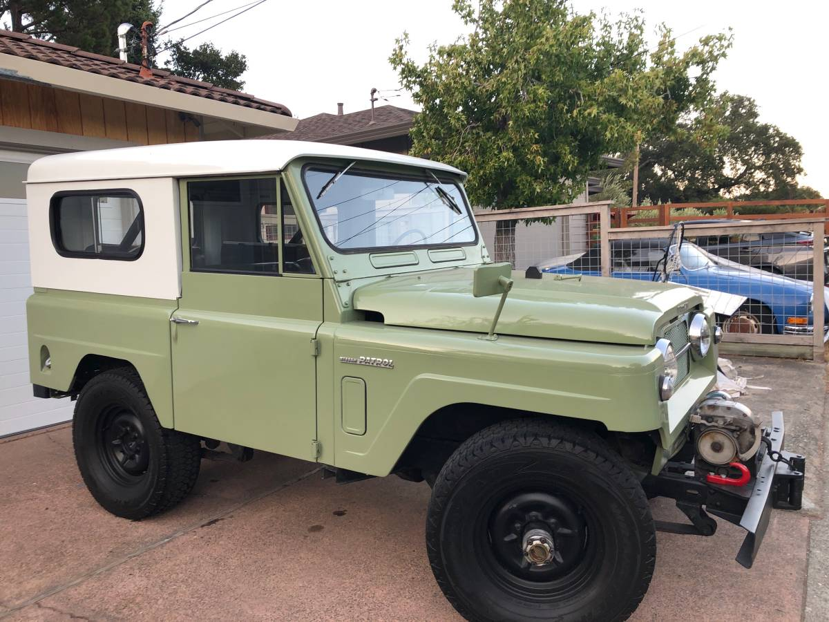 1969 Nissan Patrol For Sale in San Anselmo, CA