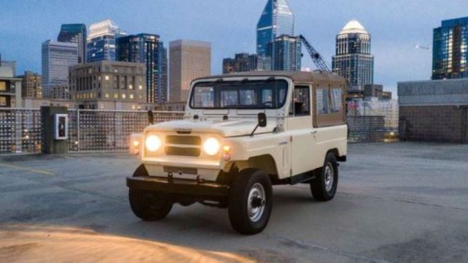 1978 Nissan Safari For Sale in Fort Mill, SC