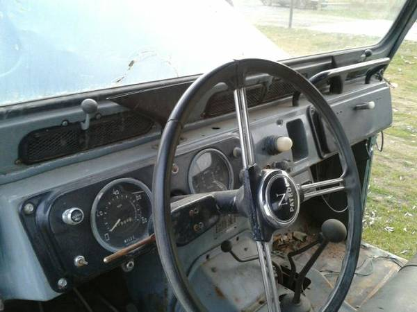 1967 Nissan Patrol For Sale in Inland Empire, California
