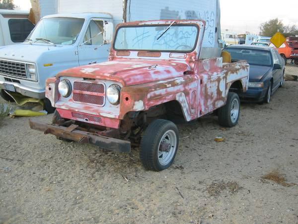 1967 Nissan Patrol For Sale in Lancaster CA