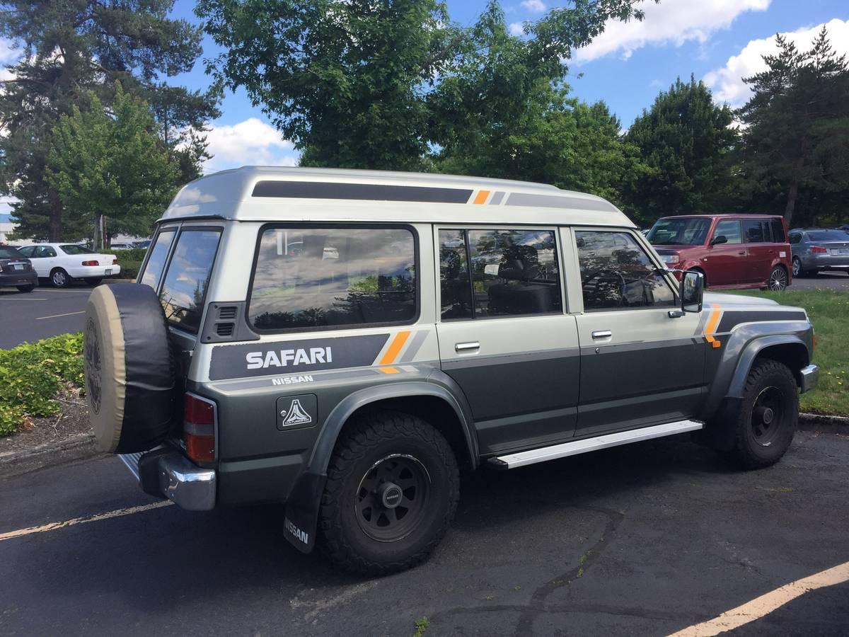 1990 Nissan Patrol For Sale in Beaverton, Oregon