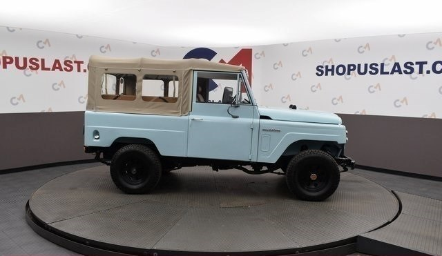 1981 Nissan Patrol 4 Speed Manual For Sale in Lawrence, MA