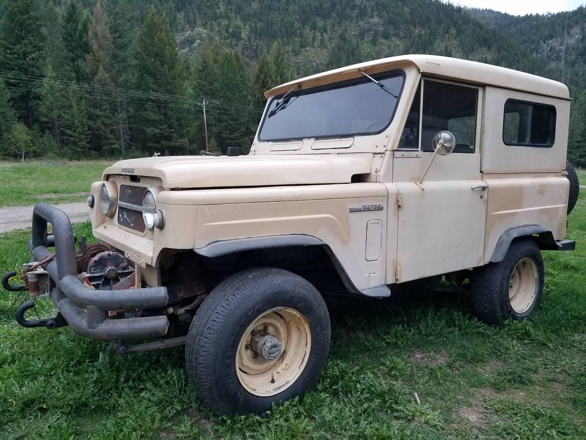 1969 Nissan Patrol For Sale in Missoula, MT